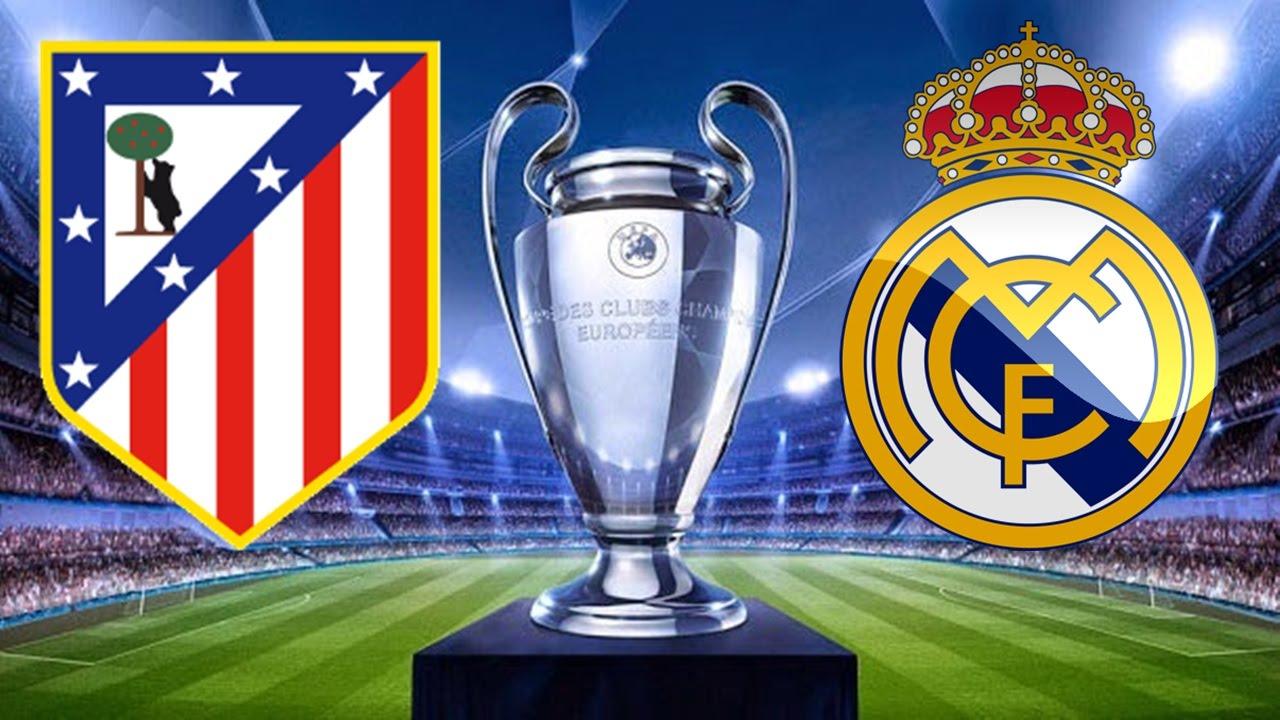 Atletico De Madrid X Real Madrid 28 05 2016 Final Da Uefa Champions League 15 16 Pes 2016