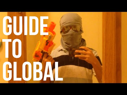 Guide to Global: Getting in Character