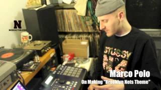 Marco Polo On How He Made Brooklyn Nets Theme [NODFACTOR.COM]