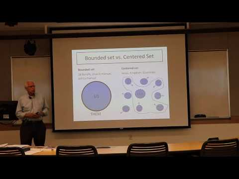 """Jerald Whitehouse on Chapter 7 in """"Where Are We Headed"""" by William G. Johnsson"""