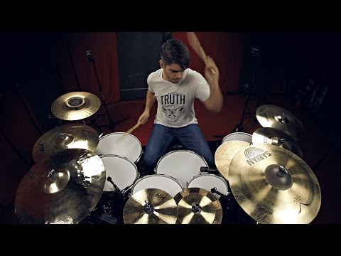 Cobus - Breaking Benjamin - Breaking The Silence (Drum Cover)
