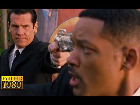Men In Black 3 - Jay Meets Kay Scene (1080p) FULL HD