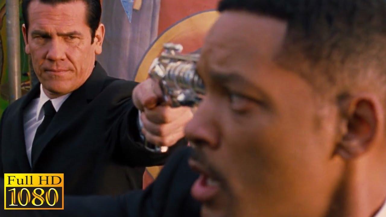 Men In Black 3 Jay Meets Kay Scene 1080p Full Hd