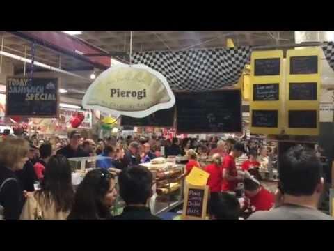 Broadway Market in Buffalo!  Part 1