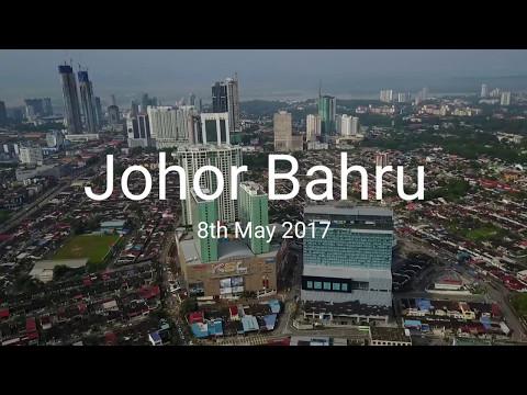 The Johor Bahru City  - May 2017