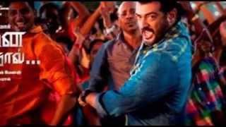 "Ajith's Yennai Arindhaal  ""Adhaaru Adhaaru"" Single track released"