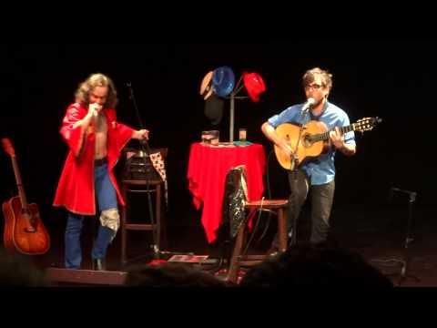 Polka Miseria / Fin Actuación - Antílopez (Cocheras Puerto De Huelva)