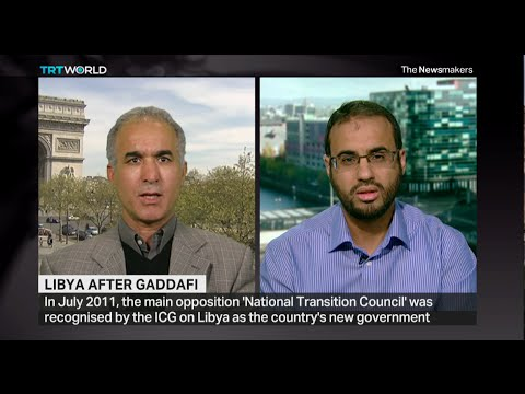 The Newsmakers: Post-Gaddafi Libya and revival of the North
