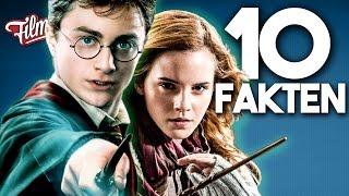 10 eher weniger bekannte FAKTEN über HARRY POTTER!