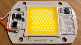 Mains Voltage LED (and how NOT to handle mains voltage!)