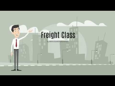 Freight Classification Tips   Broussard Logistics