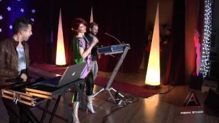 Crush feat Alexandra Ungureanu -  live 2011 Deschidere spectacol la Radauti