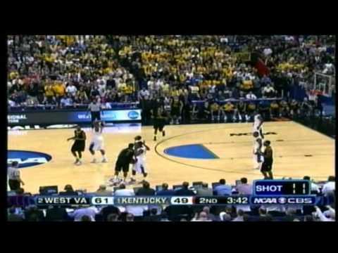 2010-ncaa-tournament---wvu-vs-kentucky---2nd-half