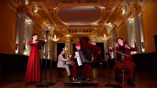 Astor Piazzolla - The Rough Dancer and the Cyclical Night - Ensemble Nueva Pasión