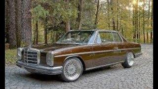 Mercedes-Benz: W114/W115 (1968-1976)
