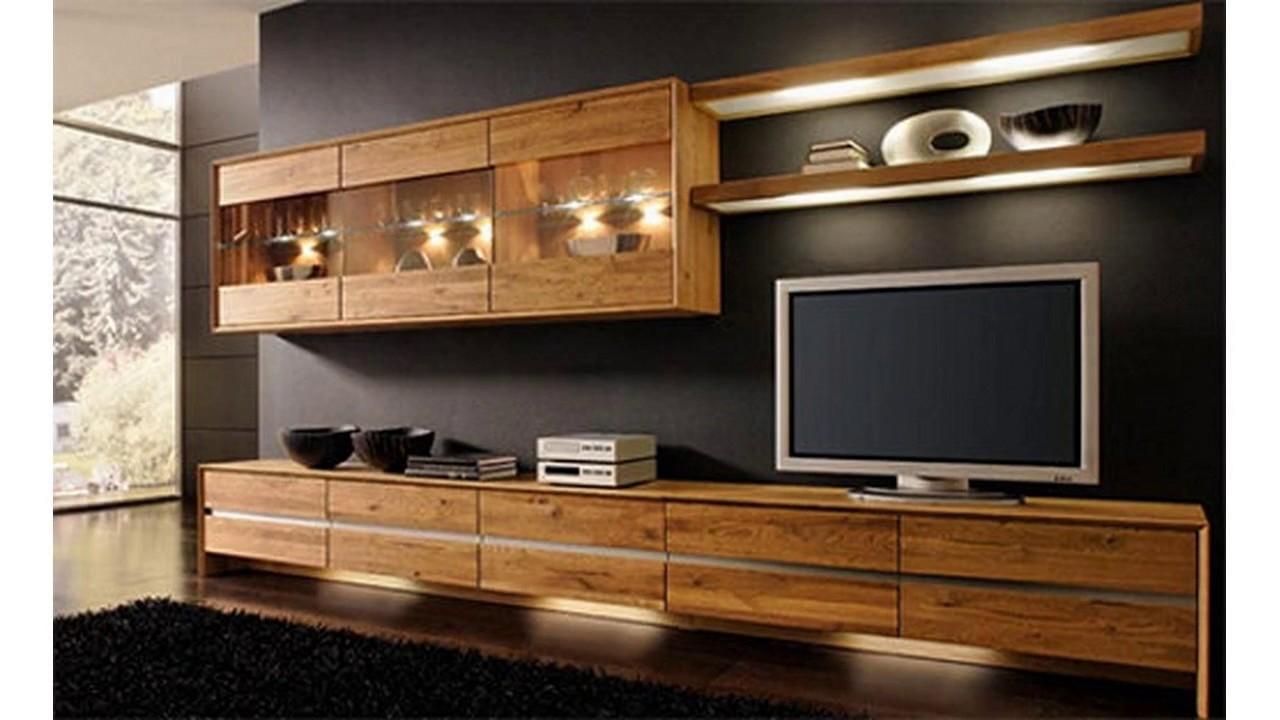 Mejor dise o moderno de muebles de madera youtube for Muebles para television de madera modernos