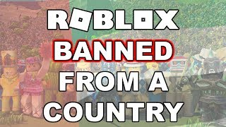 Why Roblox was BANNED in the UAE