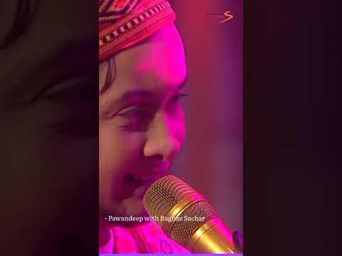 "Download ""apna hi saya dekha ke tum"" pawandeep Rajan Indian idol performance status video #short"