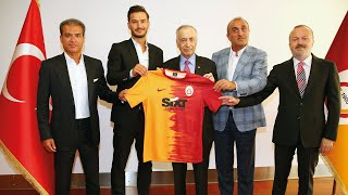 Başkanımız Mustafa Cengiz'den Oğulcan Çağlayan transferine dair açıklamalar