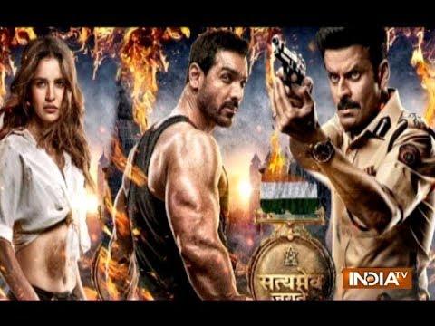 Movie Review: Satyameva Jayate   John Abraham   Manoj Bajpayee   Milap Milan Zaveri