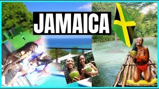 TURNING UP IN JAMAICA!! | TRAVEL VLOG