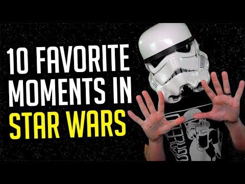 10 Favorite Star Wars Moments
