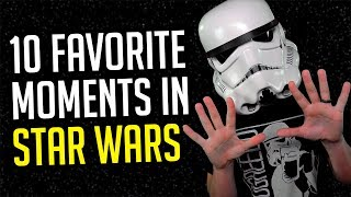 10 Favorite Star Wars Moments