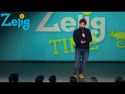 Valerio Airò: un emergente sul palco di ZELIG TIME | ZeligTv
