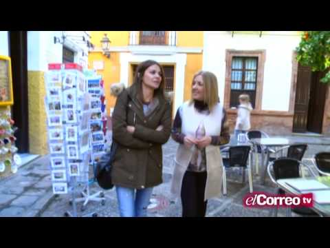 Callejeando - María José Suárez en el Barrio de Santa Cruz - 29/01/15