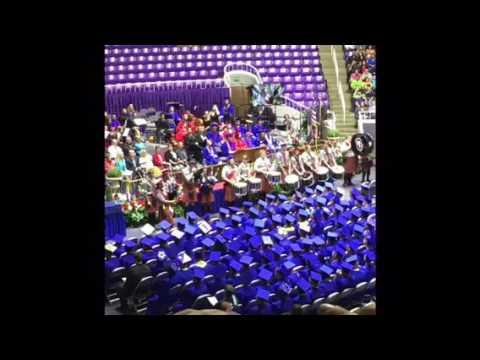 Ben Lomond High school graduation 2016, music