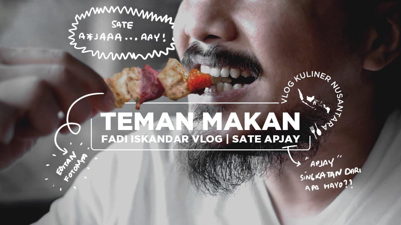 Sate Apjay Panglima Polim | Fadi Food Journey