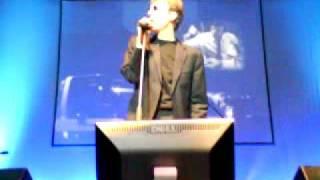 Robin Gibb & ALAN FREEMAN DAYS live im Kulturpalast Dresden am 17 Febr  2011