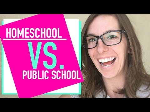Homeschooling vs Public School -- 5 Differences Explained