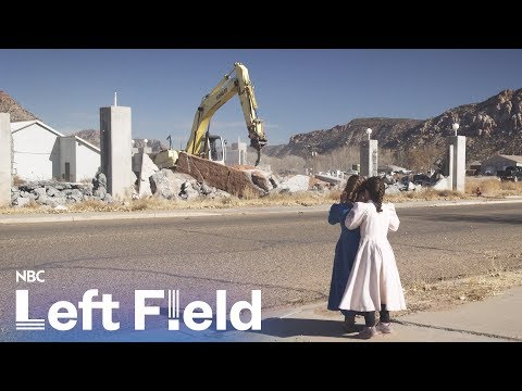 Warren Jeffs' polygamous sect, FLDS, in 'sacred land' standoff