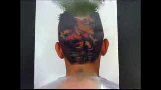 Tatuaje del Cabello - www.tispain.com