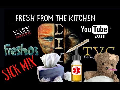 Fresh From The Kitchen Lesson 45-Sick MIX Bro