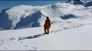 Архыз за несколько дней до КАРАНТИНА Горнолыжный курорт Архыз Лучший горнолыжный курорт в России
