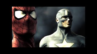 Marvel Ultimate Alliance I  (PC Game)  - Gameplay Walkthrough Part 1