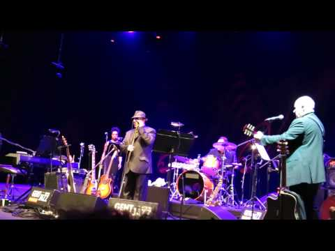 Van Morrison 17.07.2015 - TORE DOWN A LA RIMBAUD - Jazz Festival Gent