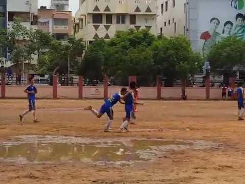 Best Free kick ZYA Chennai Sport Aug.2017