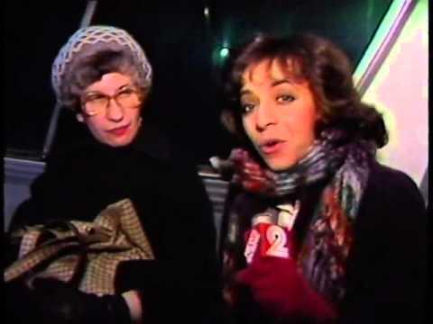 Jan 25,1982 WMAR Baltimore News, Winter Weather Woes