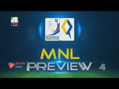 Myanmar National League 2018 (LIVE) YDB FC  🆚 AYU FC (ပထမပိုင္း) (2:0)