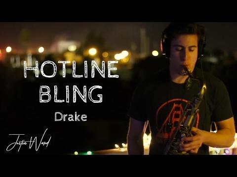 Видео, Justin Ward - Hotline Bling Drake Cover