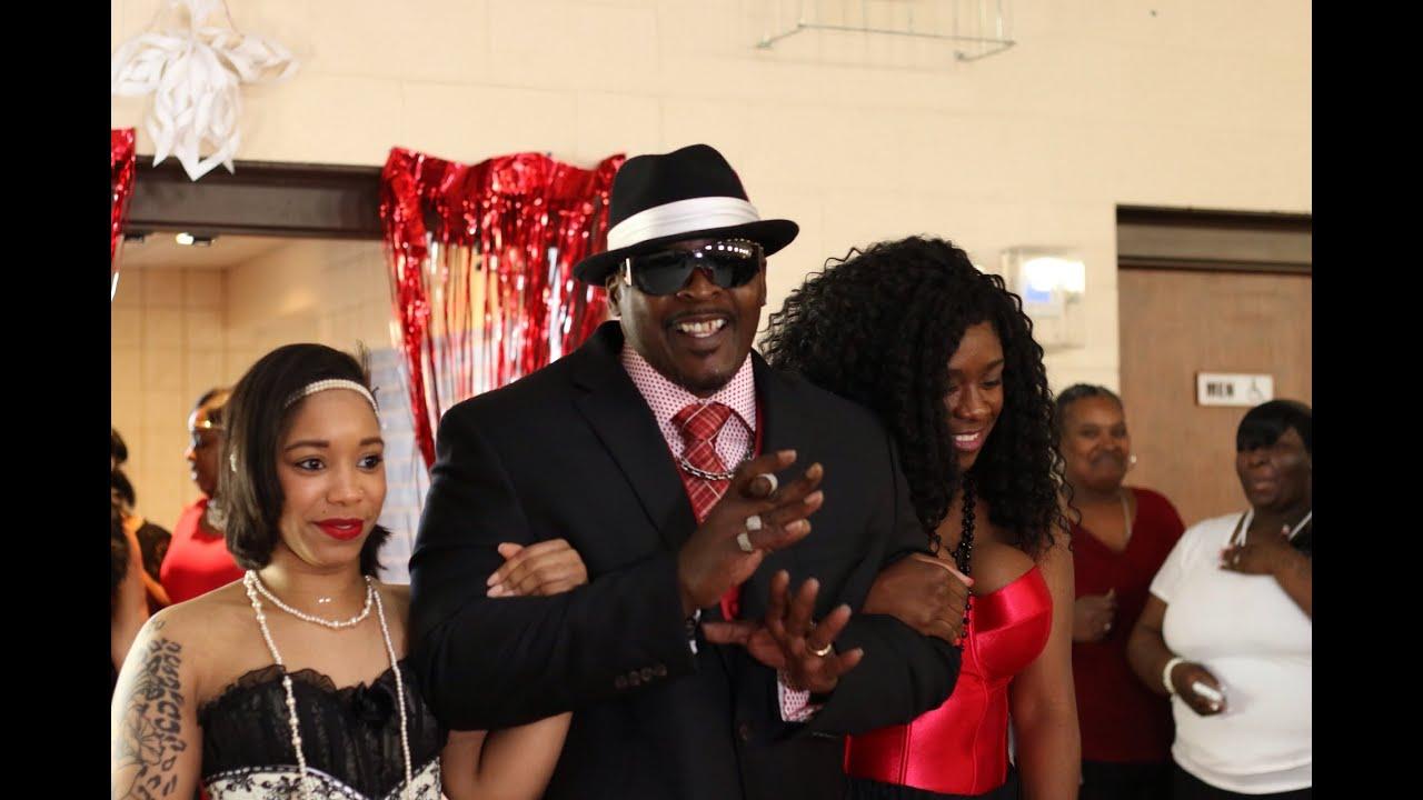 Harlem Nights Theme Birthday Party For Reggie Love Cobra Films