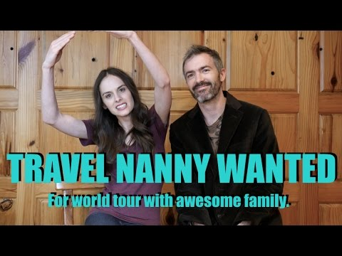 Family Looking for Nanny to Join Them on Trip Around the World Receives over 19,000 Applications
