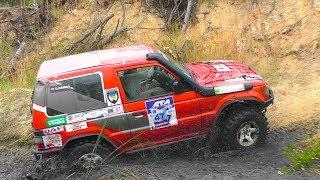 Заряженные Уазы & Mitsubishi Pajero & Нива & Toyota Lc80 & Газ-69 - Off-Road.