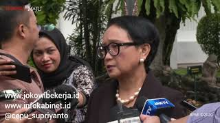 Terima Menlu Jepang Motegi, Presiden Jokowi Ajak Jepang Investasi di Natuna