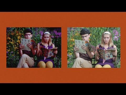 Mod Mod Teenage World Digital And Super 8 Side-by-side