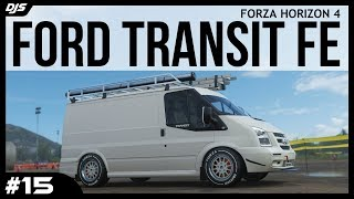 Ford Transit Van Forza Edition (S1-Class) - Forza Horizon 4 - Car Collection #15