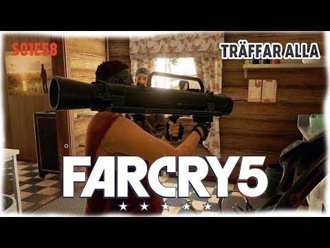 TRÄFFAR ALLA KARAKTÄRER I EN BAR | Far Cry 5 | S01E58 thumbnail